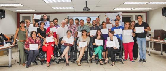 Entrega Diplomas Taller Especializacioìn en Planificacioìn Estrateìgica CIDEU © Archivo Digital, Municipio Autoìnomo de Caguas-6.jpg